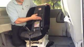 Child Car Safety Tips: How to Install a Rear Facing Child or Infant Car Seat - Child Car Seat Safety