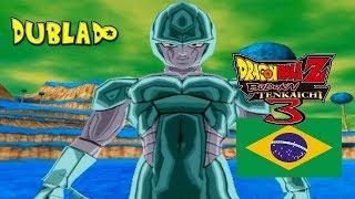 PT-BR O Retorno De Cooler | Vegeta e Goku VS Metal Cooler Dublado - DBZ Budokai Tenkaichi 3 Brasil