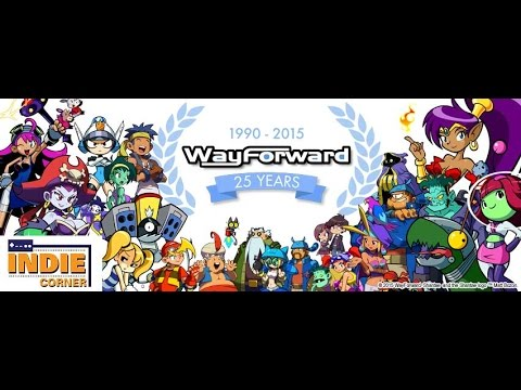 WayForward Studio Tour & Shantae Half Genie Hero - Indie Corner
