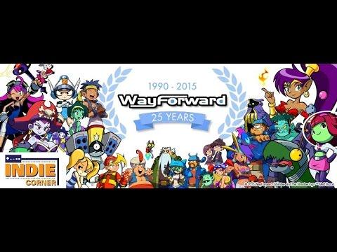 WayForward Studio Tour & Shantae Half Genie Hero  Indie Corner