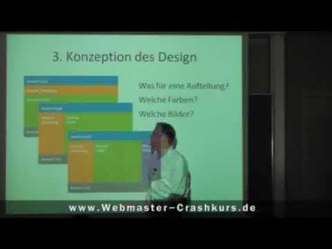 8 Schritte Zur Website: Entwurf, Planung & Umsetzung - Www.webmaster-crashkurs.de