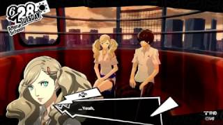 Persona 5 - English Version - Ann Takamaki Romance Option (Rank 9 & 10)