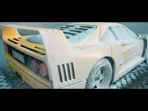 Ferrari F40 Full Detailing - Happy Birthday from #Labocosmetica