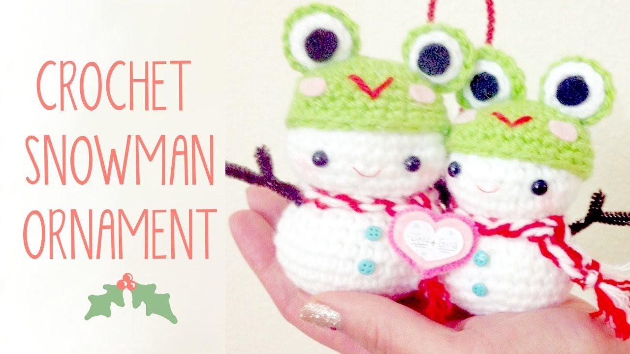 PATTERN Roly the Baby Snowman Amigurumi – Storyland Amis | 720x1280