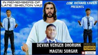 new Konkani song// 2020// Devan Vengen Dhorunk Magtai Sorgar // by comedian Richard Xavier