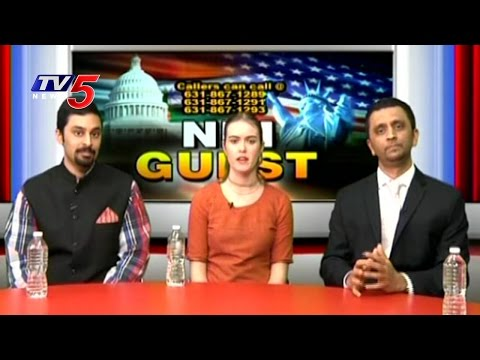 Special Discussion on Hindu NRIs in US Demanding Apology from CNN | NRI Guest | TV5 News