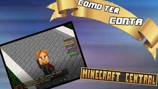 Como Ter Uma Conta De Minecraft Original De Graça 2017