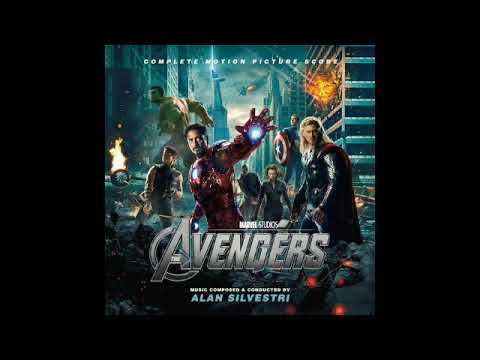 23. Arriving On The Helicarrier (The Avengers Complete Score)