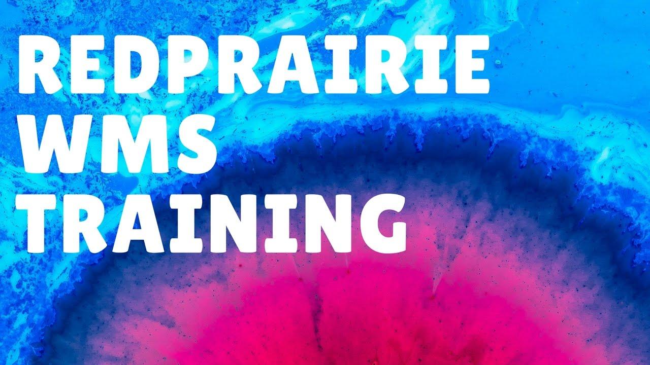 RedPrairie Training | RedPrairie Online Training | MaxMunus