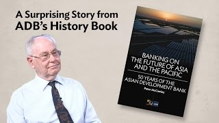 A Surprising Story from ADB's History Book
