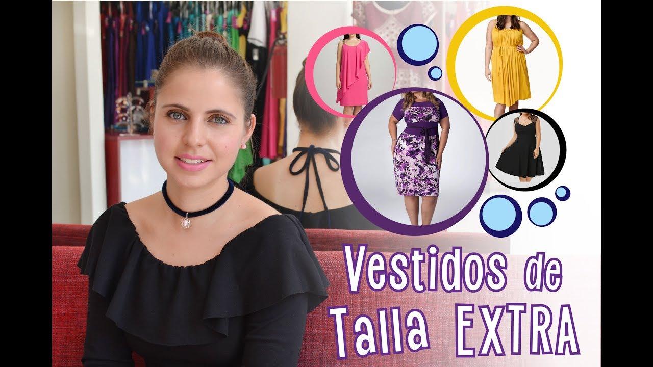 19ac732d0f Tips Vestidos para Tallas Extras - Ada Pelayo - YouTube