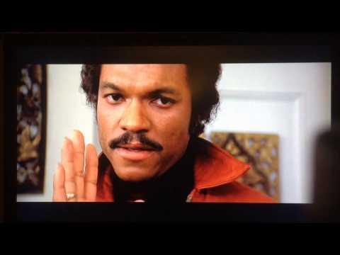 Lando Calrissian owns Mahogany :