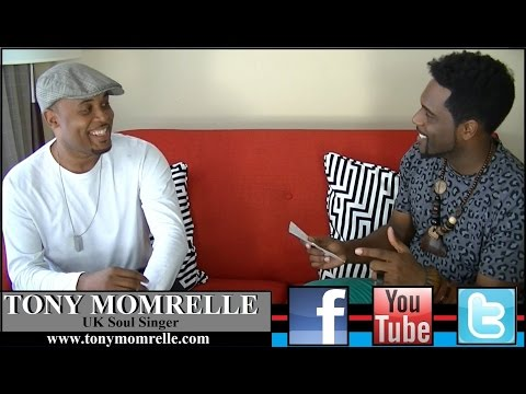 Tony Momrelle (Vocalist For Incognito/ Sade) on When We Speak