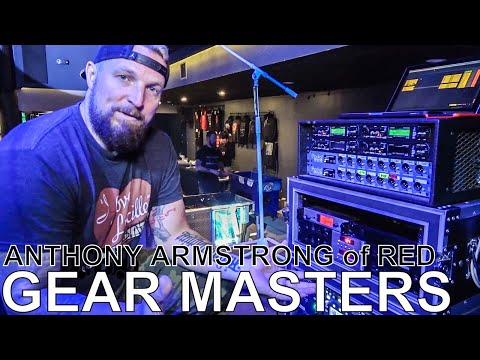 RED's Anthony Armstrong - GEAR MASTERS Ep. 164