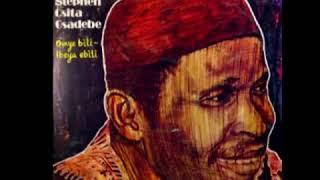 Late Chief Stephen Osita Osadebe - Bishop Okonkwo
