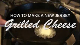 How to make a New Jersey grilled cheese