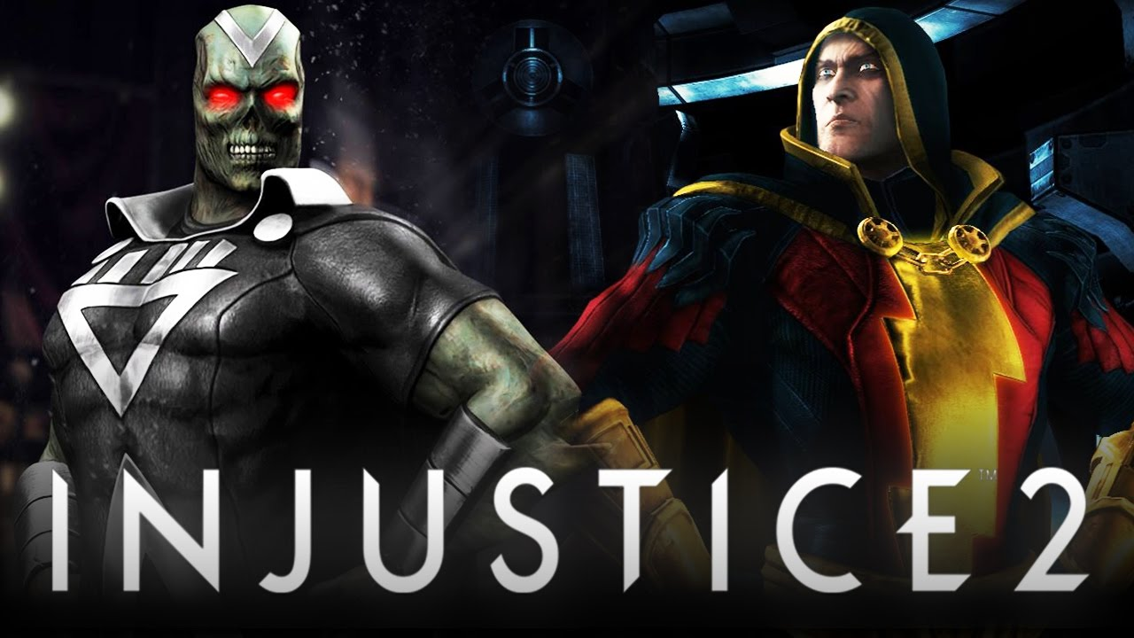 Injustice 2 All Dead Characters Never Returning