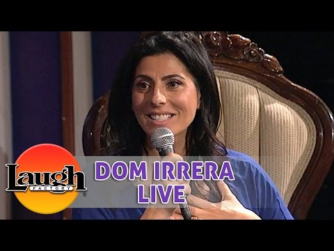 Kira Soltanovich Returns - Dom Irrera Live From The Laugh Factory (Podcast)