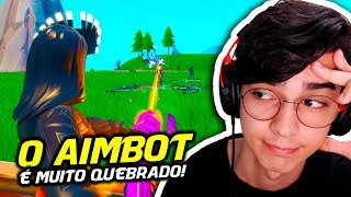 EPIC GAMES ADDED AIMBOT AT FORTNITE ACCIDENTALLY...