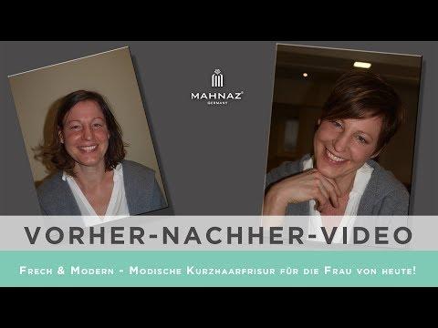 Frech & Modern – Modische Kurzhaarfrisur für die Frau von heute