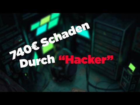 Hacker sorgen für 740€ Schaden..