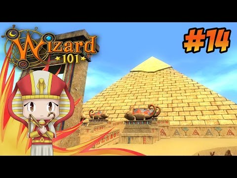 "Wizard101 Fire & Ice Walkthrough: ""Into the Tomb of Storms!"" - Ep 14"