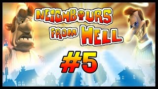 Neighbours From Hell: Part 5 - Jóga master! | SK Let