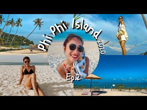 Phi Phi Island 2020 EP.2 l เที่ยวเกาะไผ่ พาชมที่พักติดทะเลพร้อมหาดส่วนตัว (Beach Front Resort)