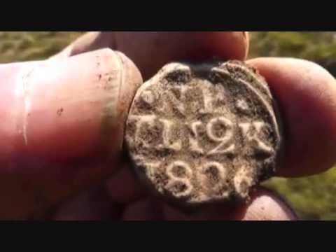 Metal Detecting UK (518) XP Deus - Silver Coins & Bale Seals