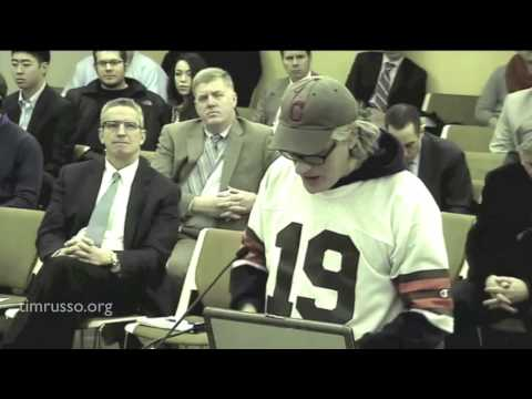 Tim Russo's Second Rant on Public Funding for Stadiums in Cleveland