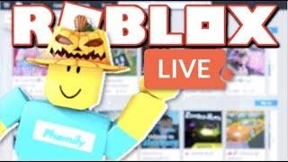 LIMITED NUMBER OF FRIEND SPOTS LEFT, GIVING AWAY TONIGHT! / Roblox / The Insomniacs Stream #553