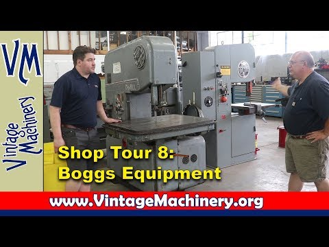 Shop Tour 8:  Boggs Equipment