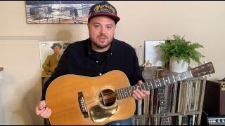 Trey Hensley - Martin Guitar \