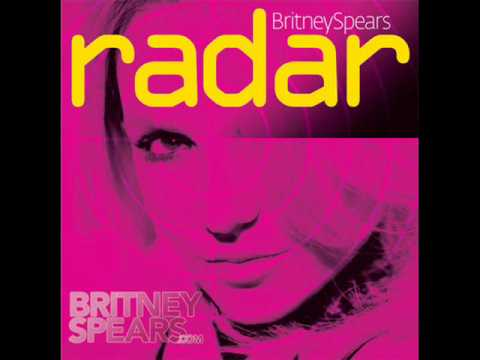Britney Spears Radar Karaoke With Backing Vocals - Lyrics in More Info
