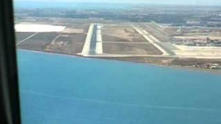 landing- larnaca airport.wmv