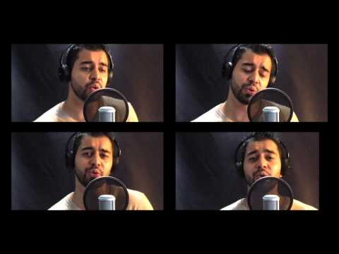 Happy Birthday song (Luiz Valadez) A cappella cover