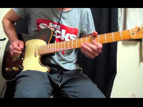 Brad Paisley Then Outro Solo Cover
