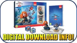 Disney Infinity - TOY BOX 2.0 DIGITAL DOWNLOAD INFO! - Disney Infinity 2.0 News