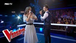 Baixar The Voice of Romania 2018🎙: Gabriela vs Eduard ● Vals (Video)