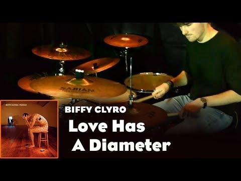 Love Has A Diameter  | BIFFY CLYRO | Drum Cover
