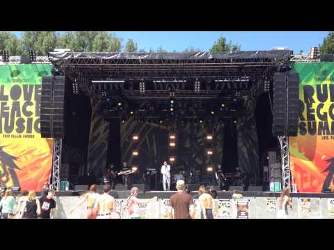 Ruhr Reggae Summer Dortmund 2014 - Dr. Woggle and the Radio