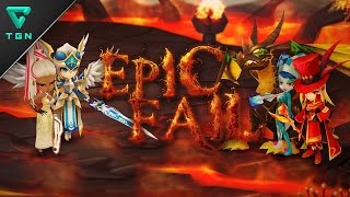 ChildishPlays - Summoners War | Epic Fail of the Week!! #LeftOvers