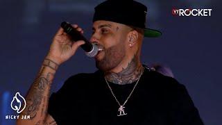 X (Equis) En Vivo - Nicky Jam x J Balvin | Templehouse Live Concert