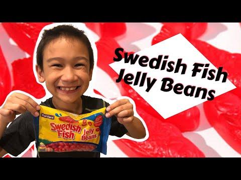 Swedish Fish Jelly Beans