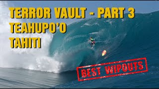 TERROR VAULT Part 3 | Mad Moments & Ultimate Wipeouts!