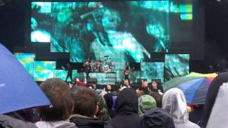 Disturbed - Down with the Sickness live at Download Festival 2011