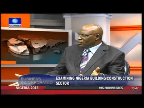 Business Incorporated: Impact Of Oil Slump On Building Construction Sector
