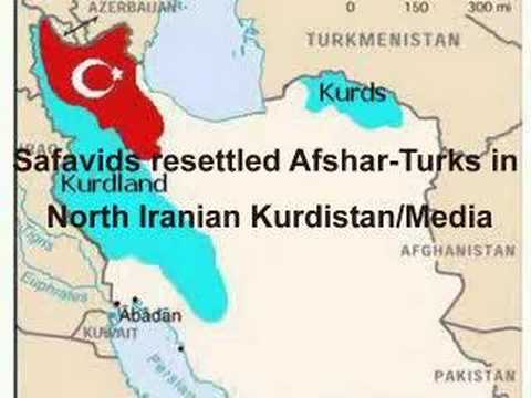 Azeris are not Turkish - Fact of Azerbaijan,Iran,Kurdistan