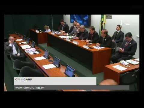 CPI - CARF - Reunião Deliberativa - 19/05/2016 - 09:32