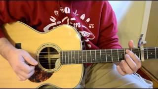 Big Daddy Weave Acoustic Lesson - Redeemed